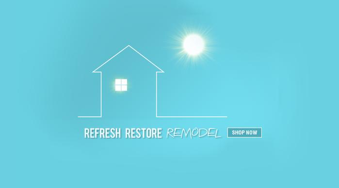 Restore, Refresh, Remodel IAC Exclusive May 2020