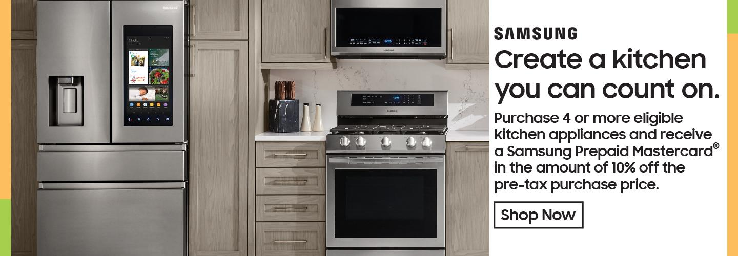 Samsung Kitchen You Can Count On August 2020