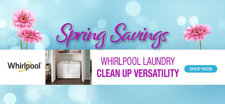 Whirlpool NEAEG Spring Savings 2021