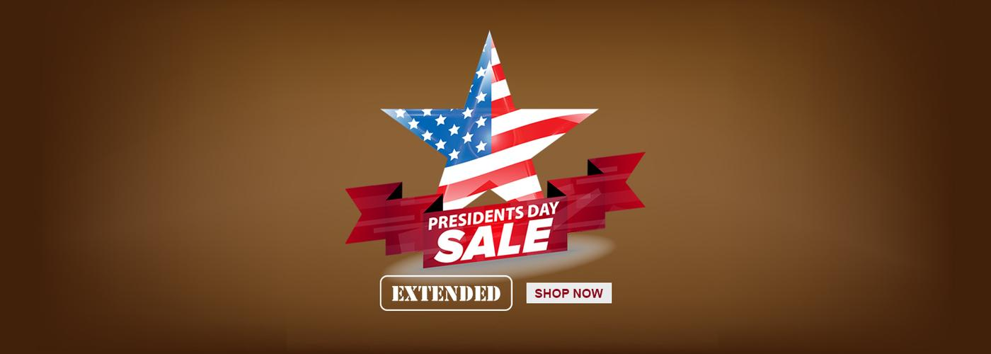 Presidents Day Extended IAC Exclusive 2021