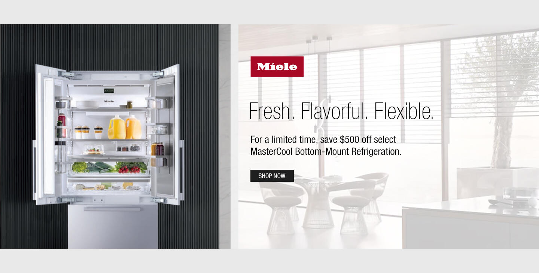 Miele $500 Refrigerator Rebate July 2020