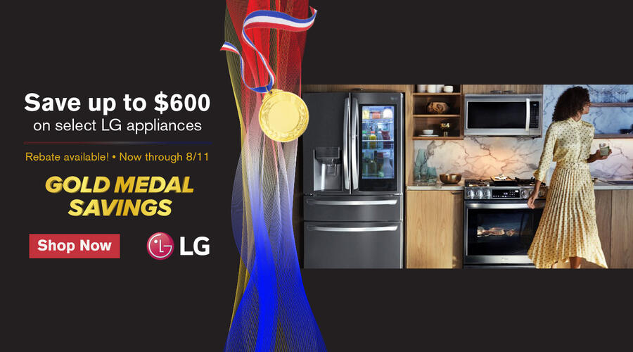 Gold Medal Savings LG 2021 Ignite LT