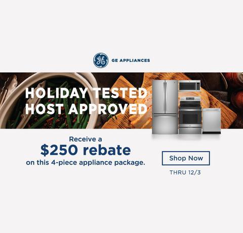 GE Kitchen Holiday Tested Nov 2020
