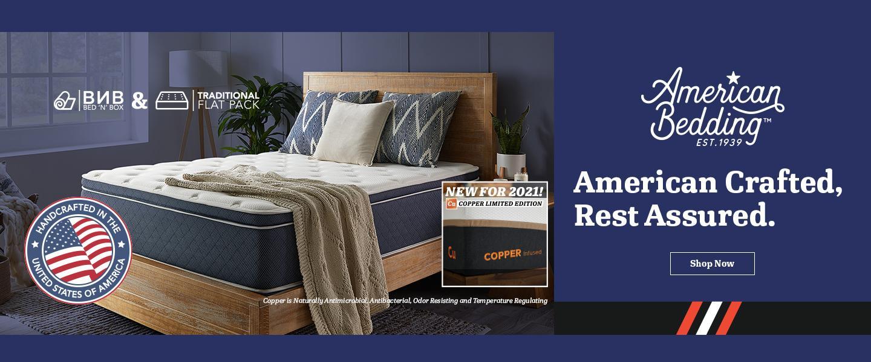 American Bedding Memorial Day 2021