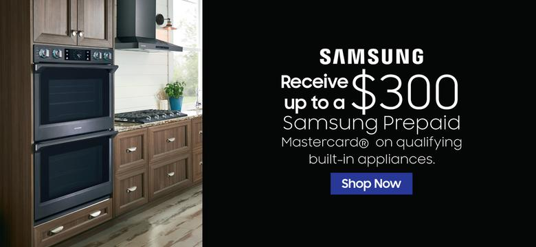 Samsung Built-In Cooking 2020