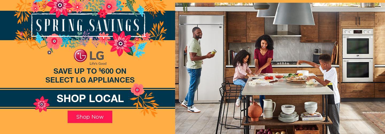 LG Spring Savings Ignite LT 2021