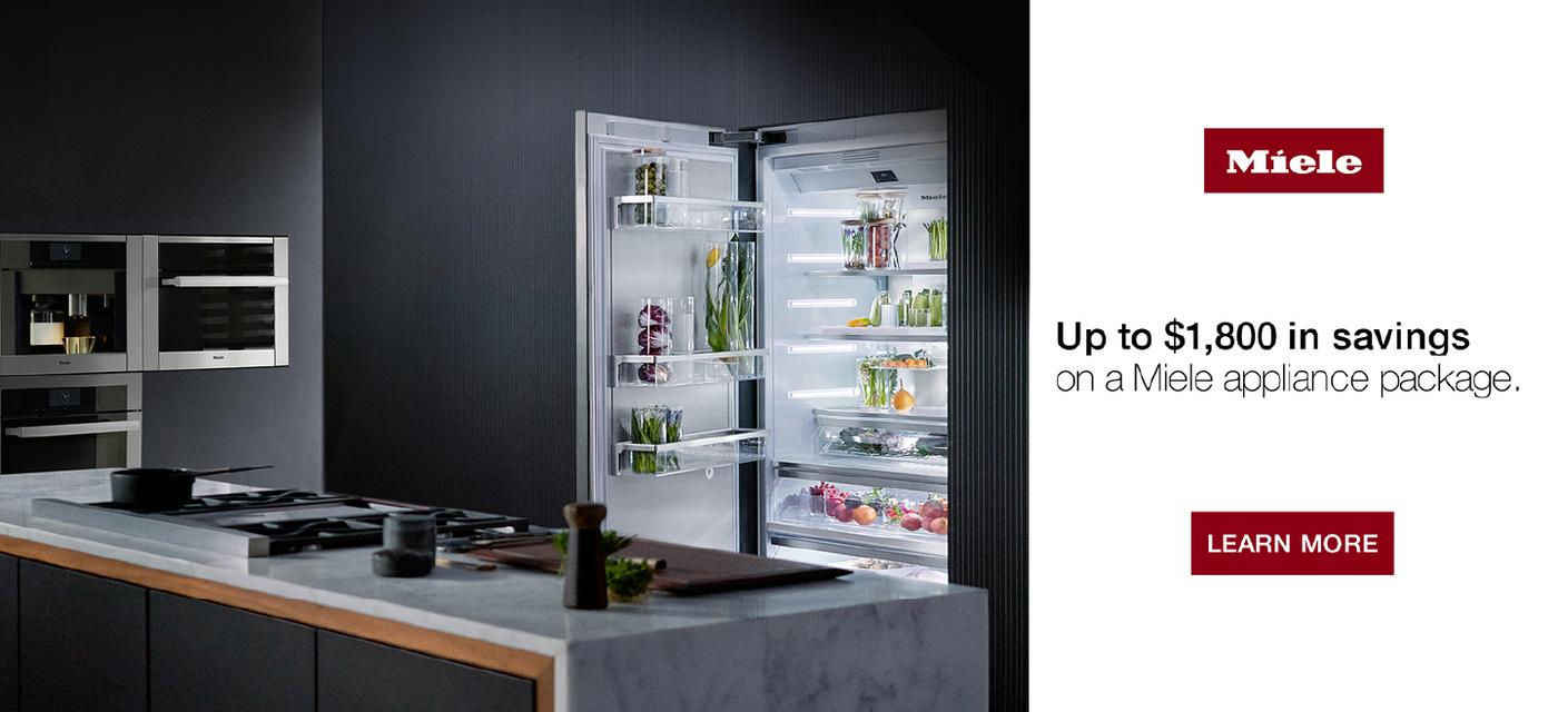 Miele Kitchen Package 2021