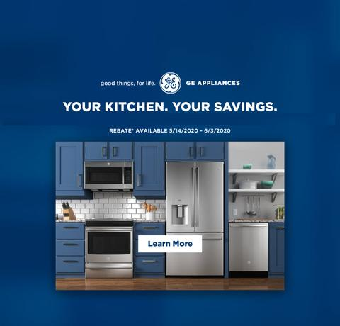 GE Appliances Memorial Day 2020