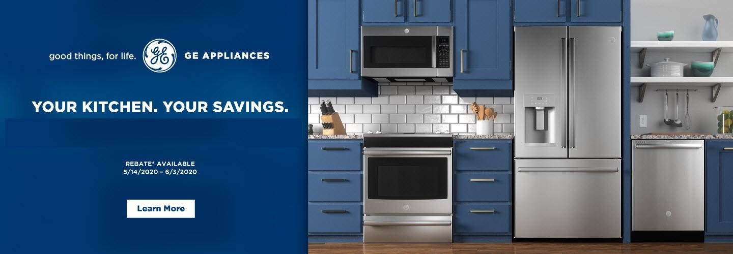 GE Appliances Memorial Day 2020