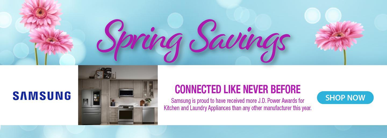 Samsung NEAEG Spring Savings 2021