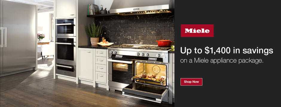 Miele Kitchen Package 2020