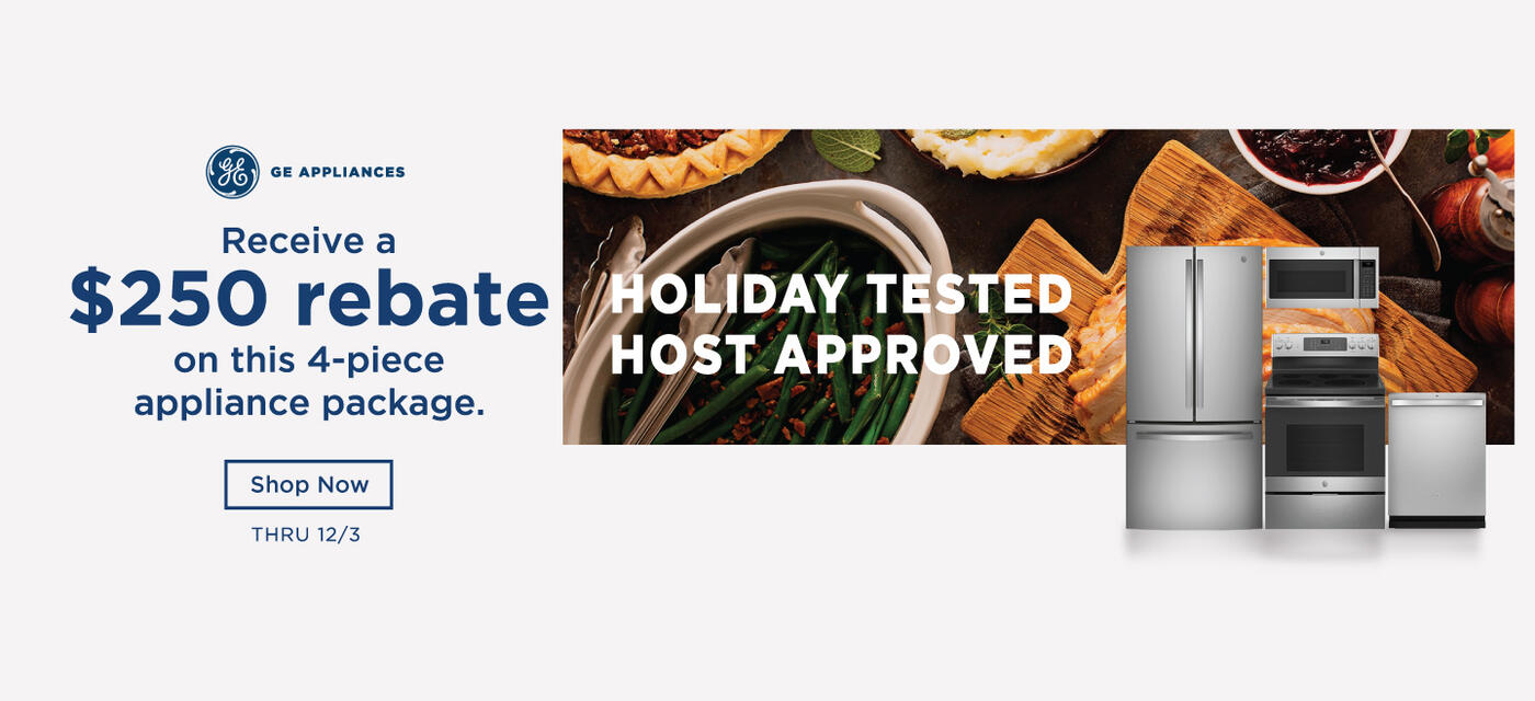 GE Kitchen Holiday Tested Nov 2020