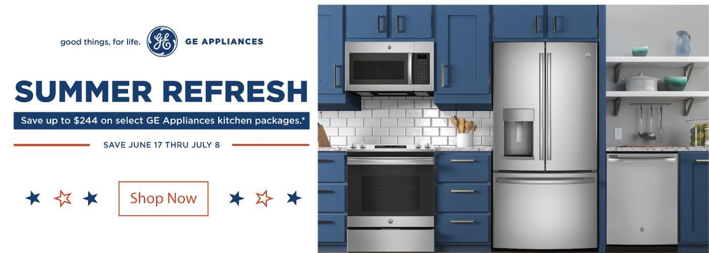 GE Kitchen Summer Refresh 2020