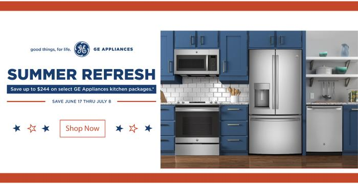 GE Kitchen Summer Refresh 2020