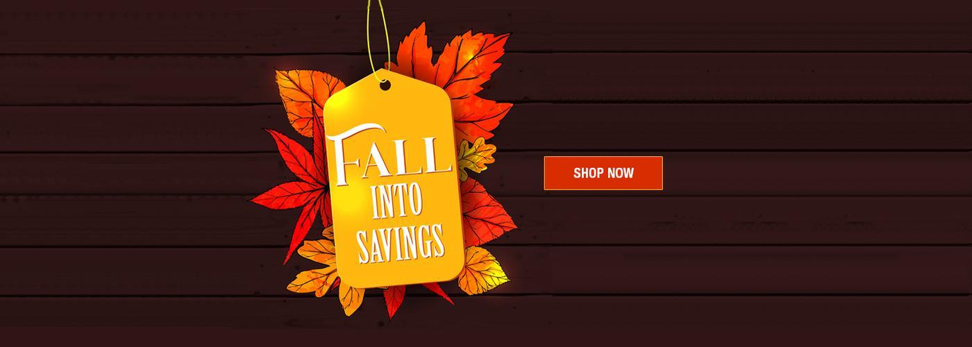 Fall Into Savings Wk1 IAC Exclusive 2021