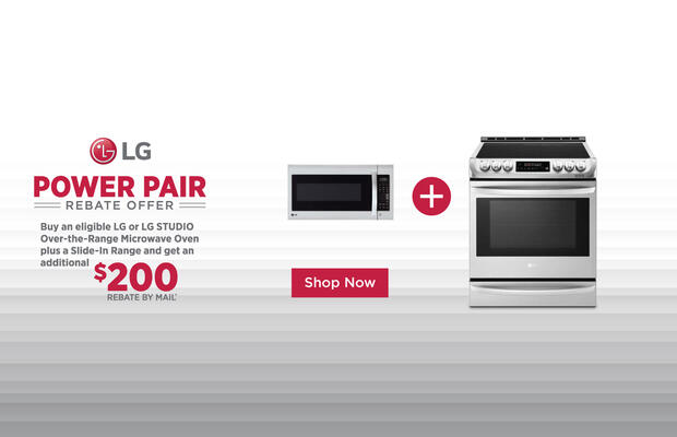 LG Power Pair July 2020
