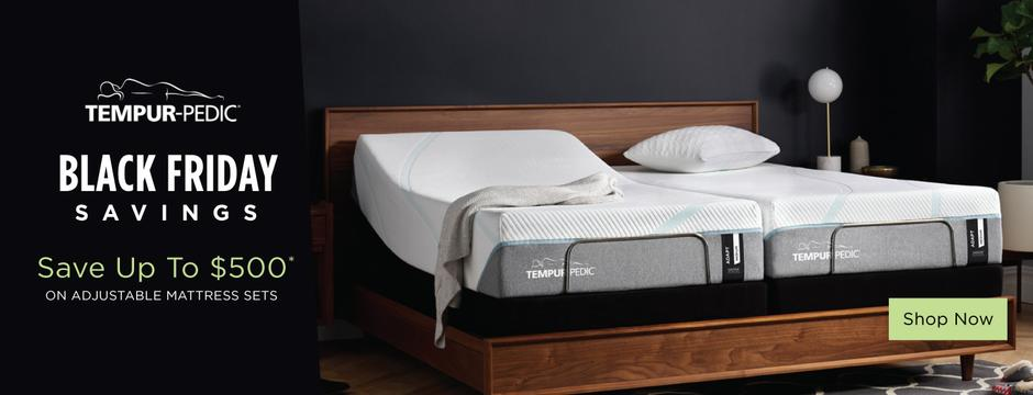 Tempur-Pedic Black Friday 2020
