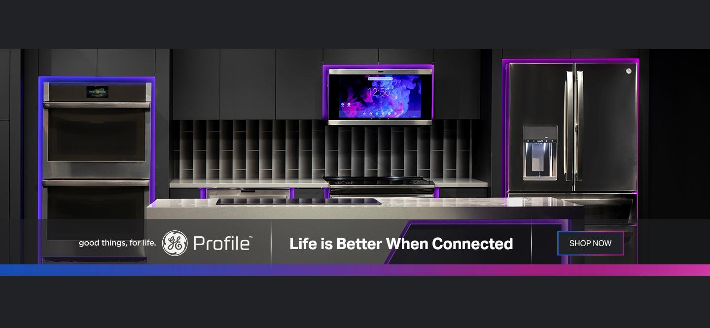 GE Connected Appliances 2021