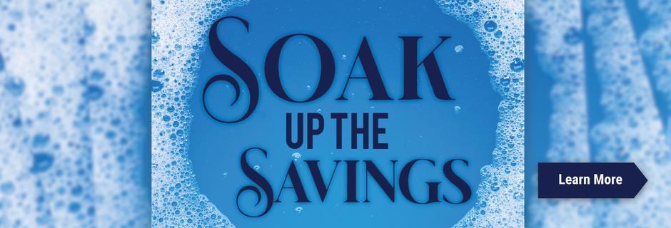 Soak Up the Savings Wk1 - IAC Exclusive 2021