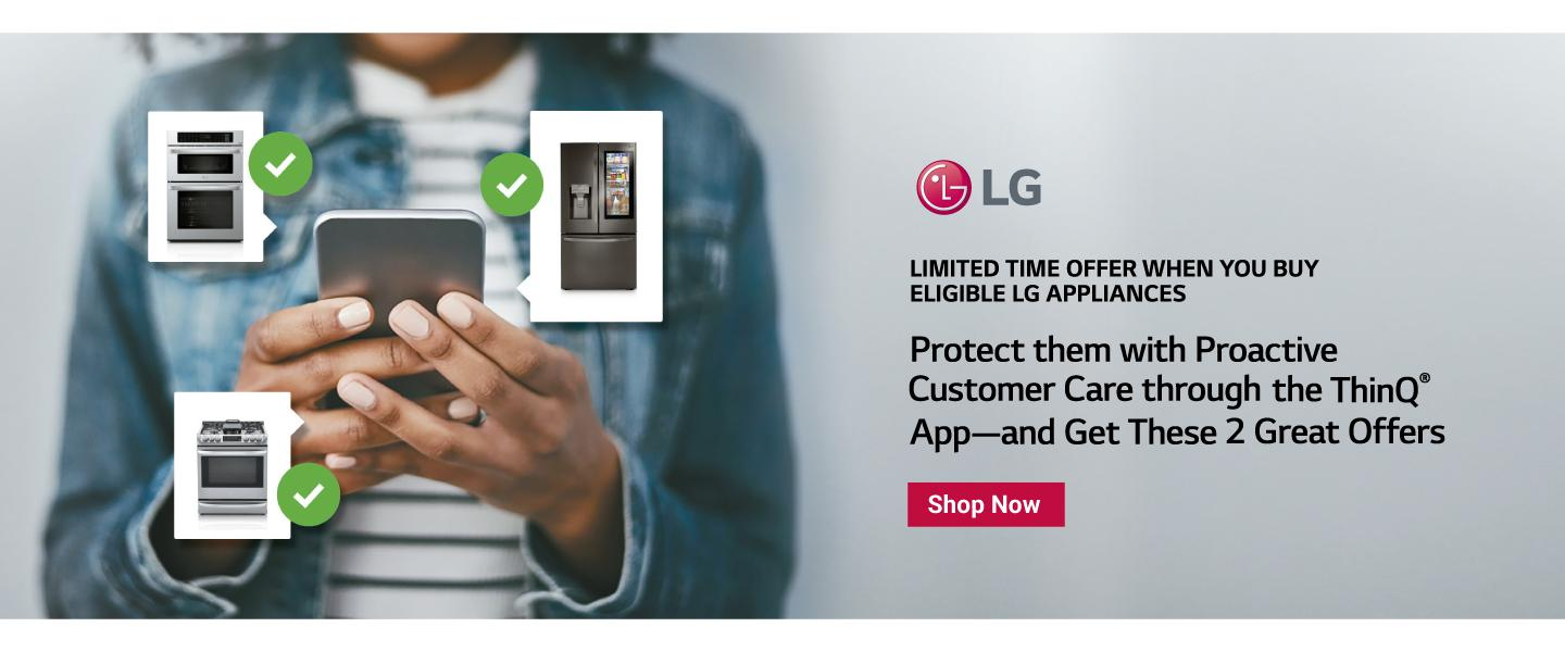 LG Proactive Customer Care 2020
