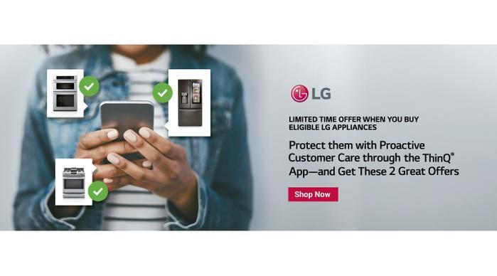 LG Proactive Customer Care 2020