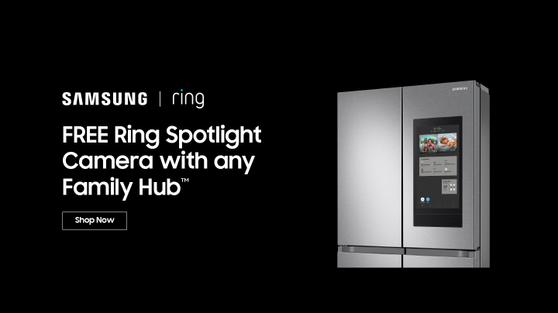 Samsung Free Ring Spotlight Oct-Nov 2021
