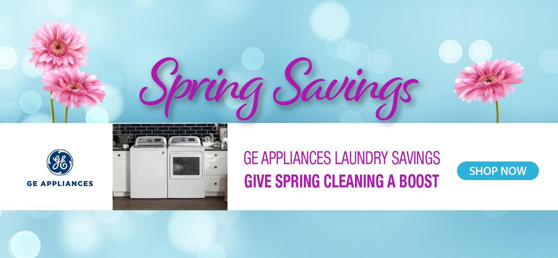 GE Appliances NEAEG Spring Savings 2021