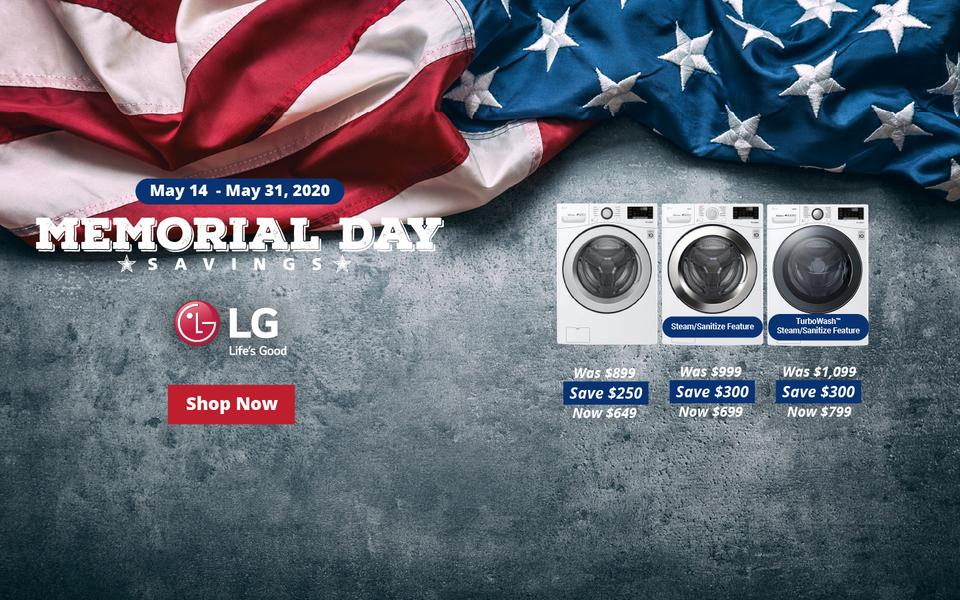 LG NEAEG Memorial Day 2020
