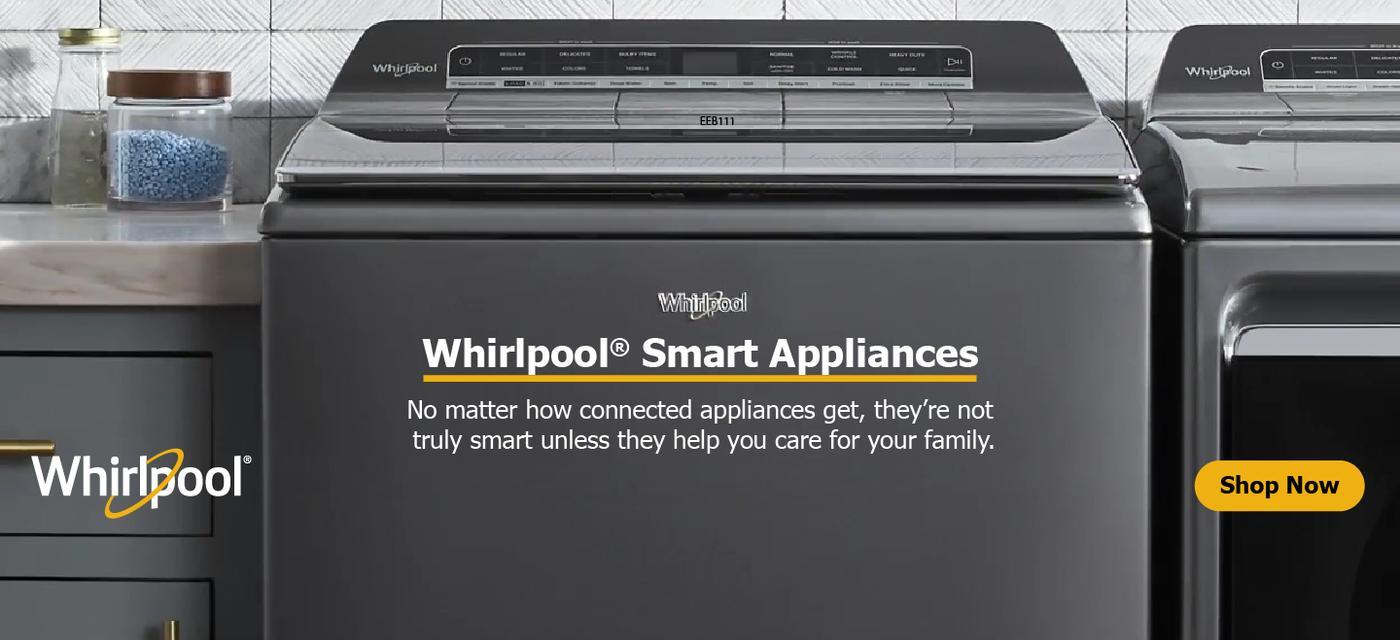 Whirlpool Smart Appliances 2021