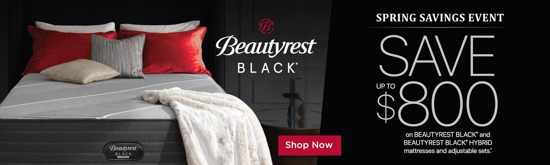 Beautyrest Black Presidents Day 2021