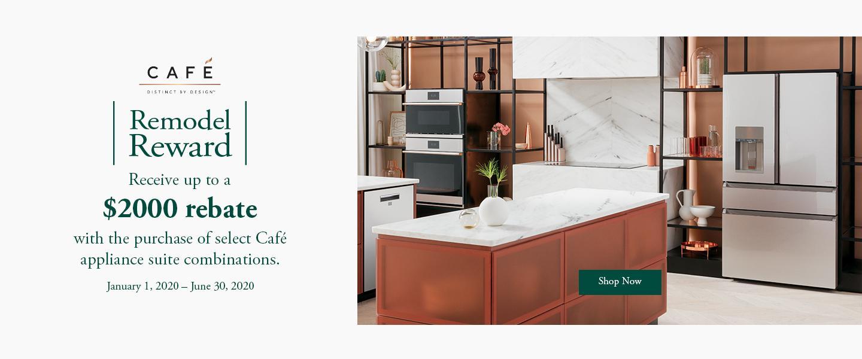 Cafe Remodel Reward Jan 2020