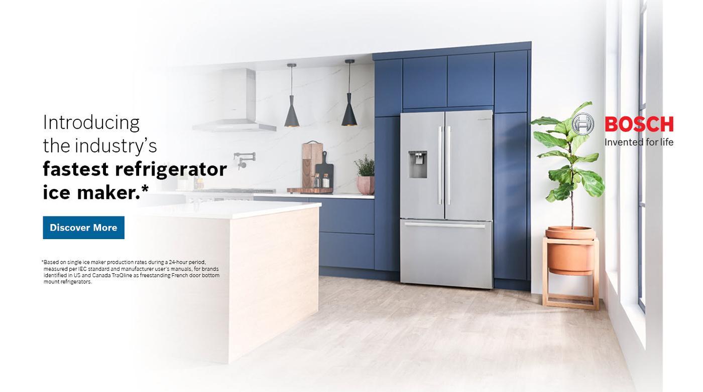 Bosch FDBM Refrigerators Launch Nov 2020
