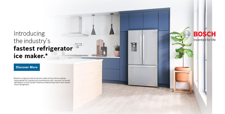 Bosch FDBM Refrigerators 2021
