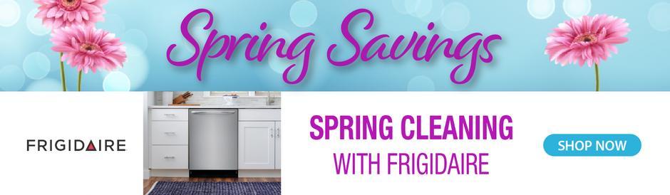 Frigidaire NEAEG Spring Savings 2021