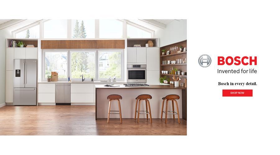 Bosch Appliances Evergreen 2021