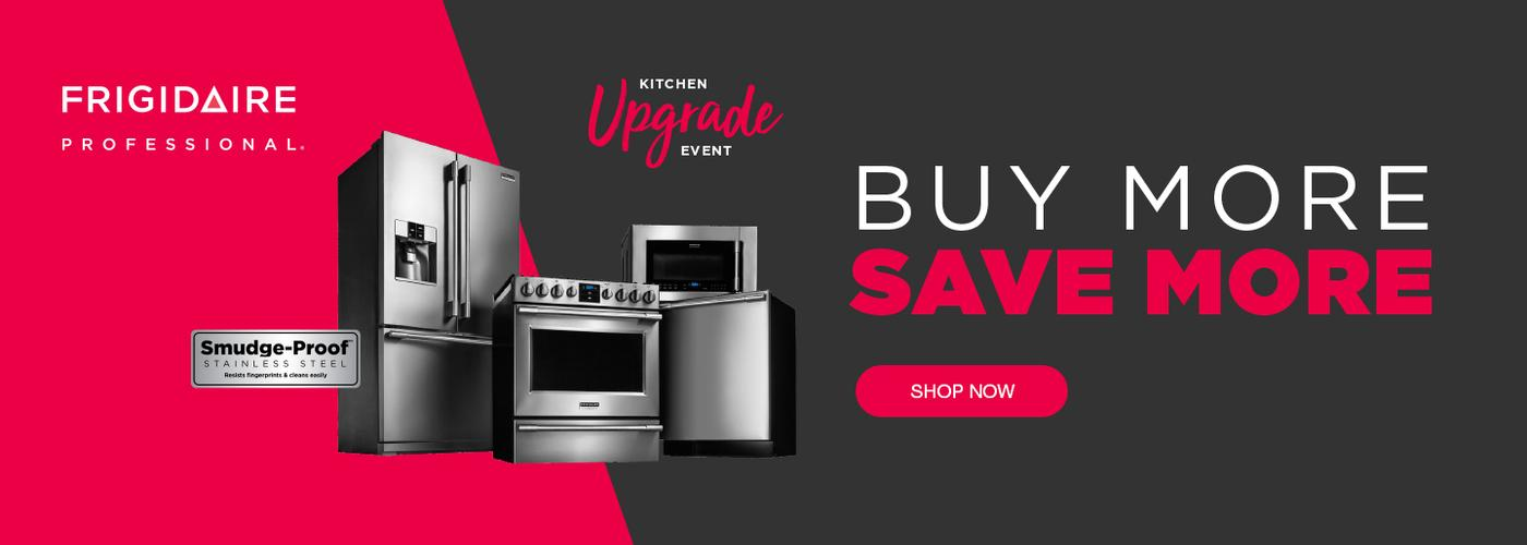 Frigidaire Professional Buy More Save More May 2020