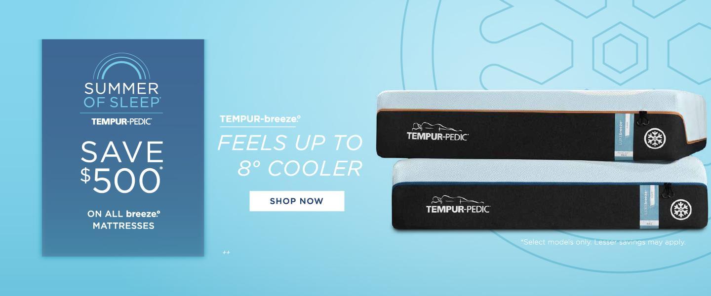 Tempur-Pedic 4th of July 2021