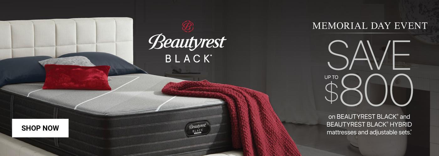 Beautyrest Black Memorial Day 2021