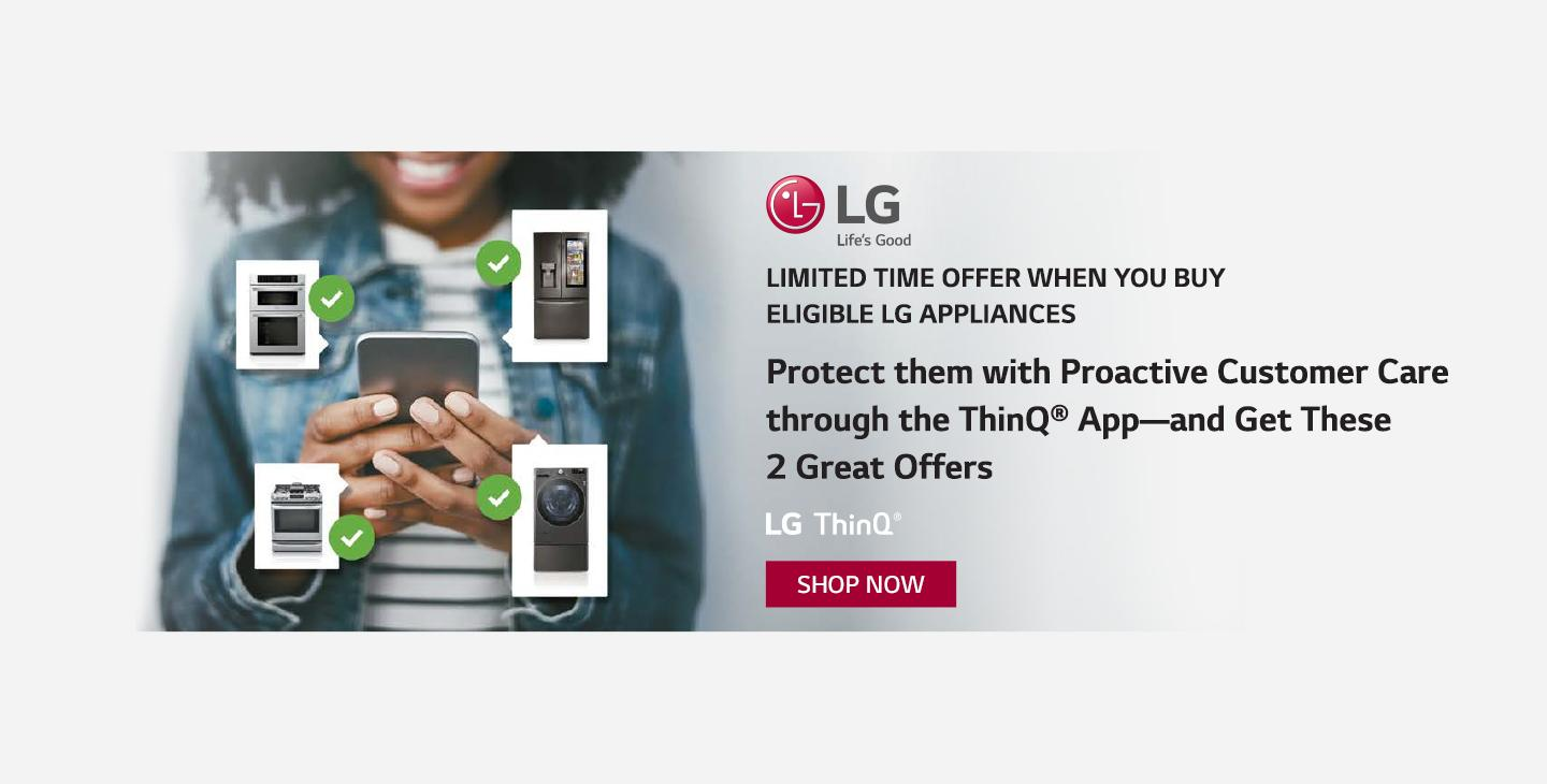 LG Proactive Customer Care Feb-May 2021