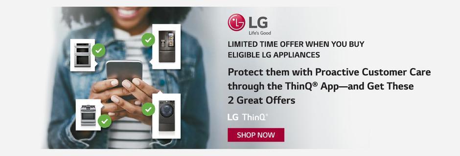 LG Proactive Customer Care Feb-May 2021