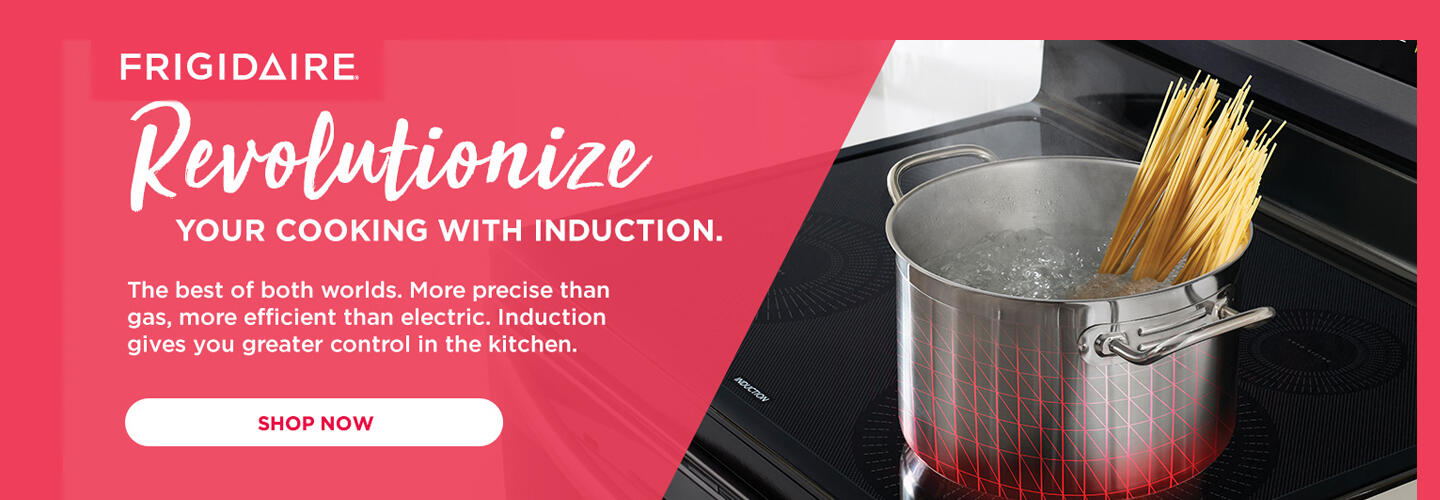 Frigidaire Induction 2021