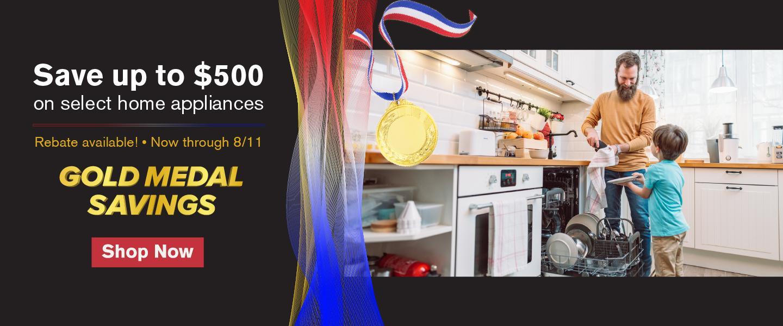Gold Medal Savings Multibrand 2021 Ignite LT
