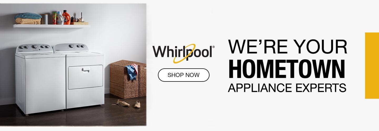 Whirlpool Columbus Day 2021