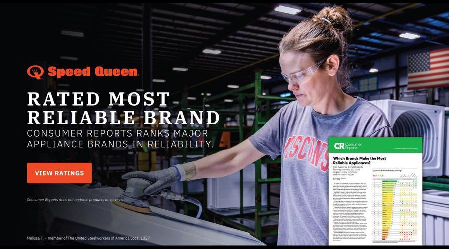 Speed Queen Consumer Reports 2020
