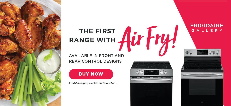Frigidaire Air Fry Fall 2020