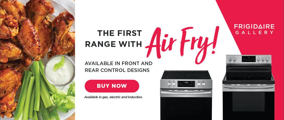 Frigidaire Air Fry Fall 2020