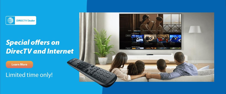 AT&T / DirecTV Promotion 2020-2021