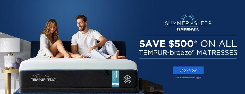 Tempur-Pedic July 2020
