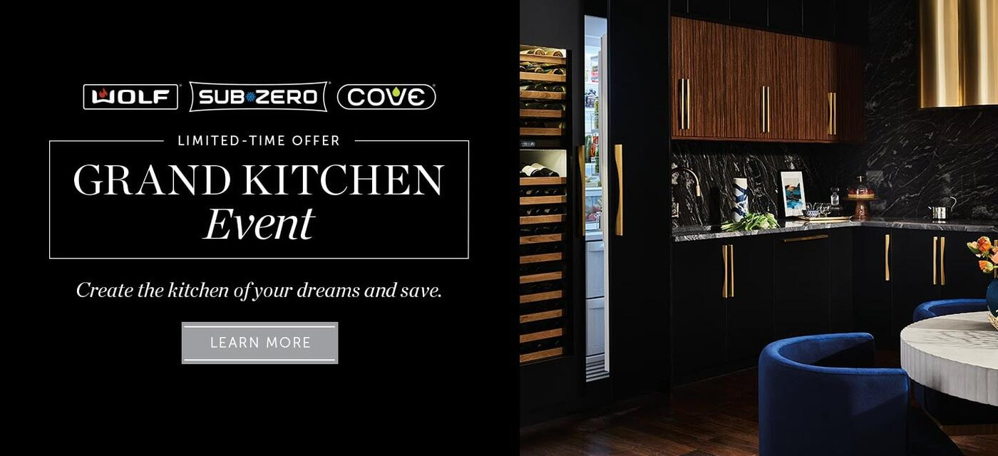 Sub-Zero Wolf Grand Kitchen Event 2020