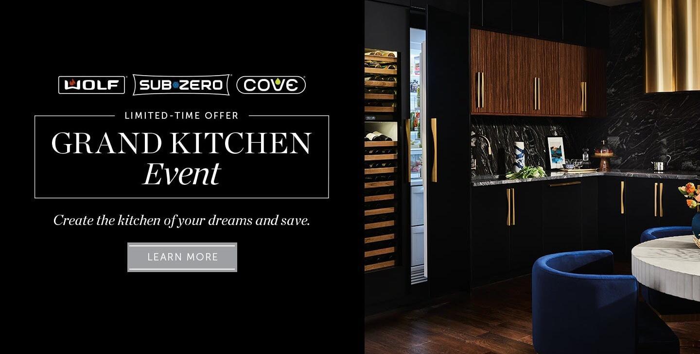 Sub-Zero Wolf Grand Kitchen Event 2021